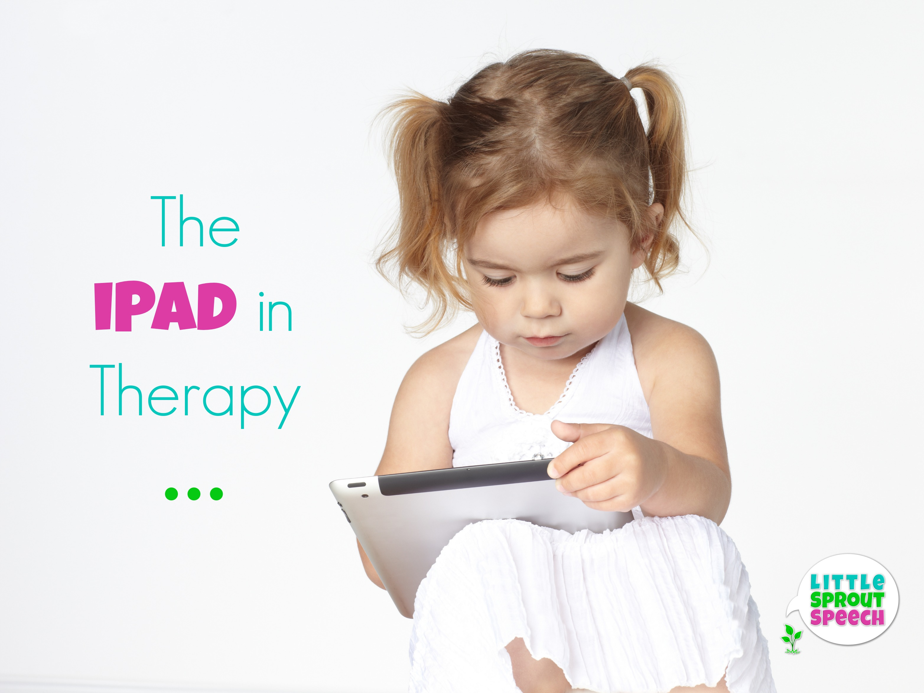 The iPad in Therapy