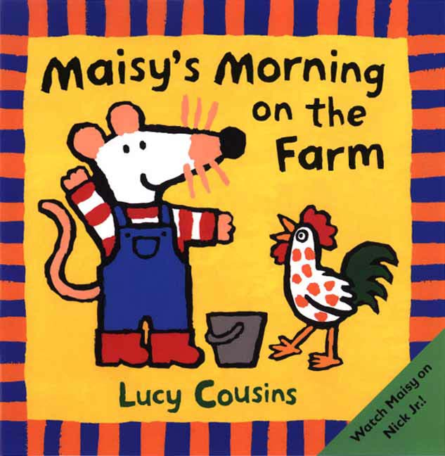 maisys morning on the farm oct 6