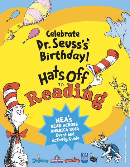 Hats Off to Reading Fun Book