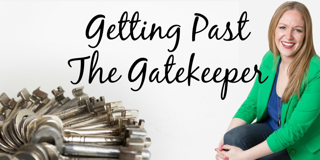 get past gatekeeper